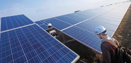 Green energy's moment under the sun
